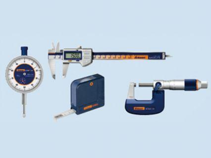 測量工具 - 量錶、分厘卡、各種量測儀器