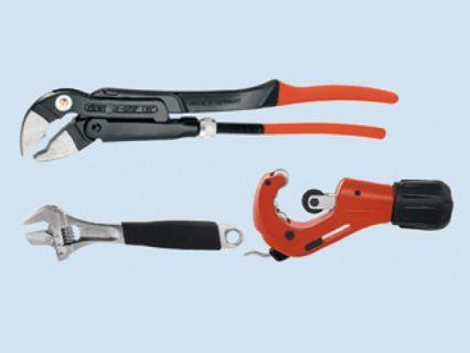 手工具 - 管鉗、台虎鉗、汽修工具